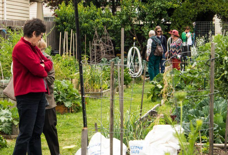 Geelong West Community Garden 2014
